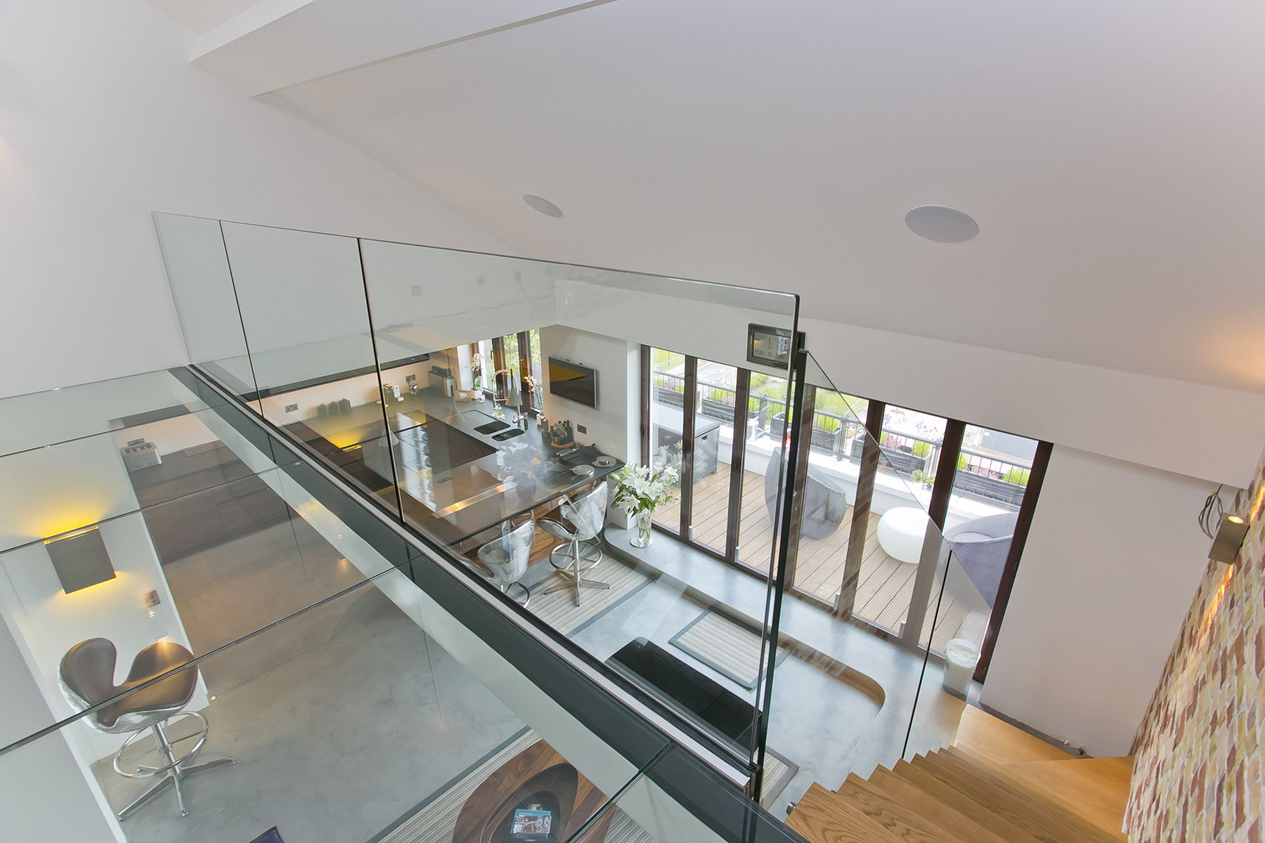 Mezzanine floor - How to plan your internal space