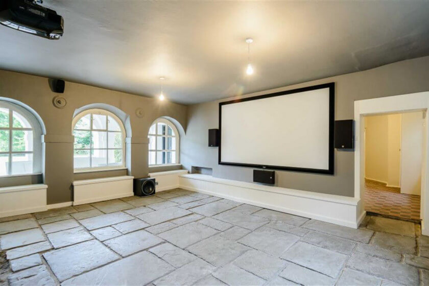 Home cinema room - Win a luxury London home for £13.50