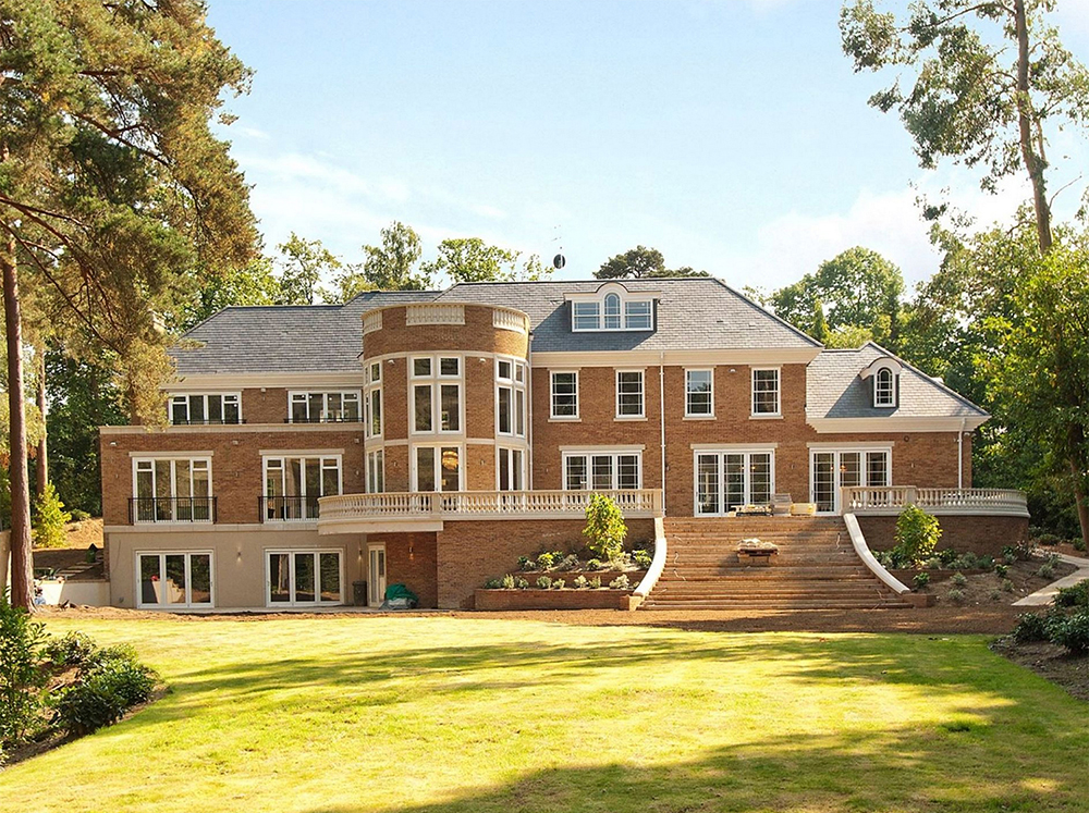 Weybridge: Britain's most expensive streets