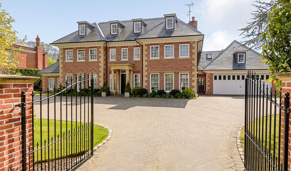 Leys Road: Britain's most expensive streets