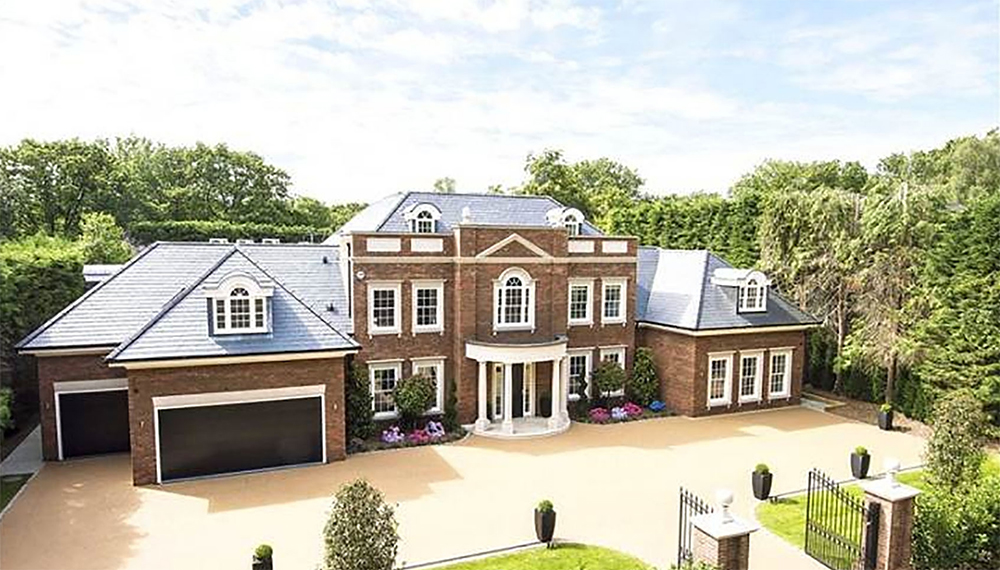 Chargate Close: Britain's most expensive streets