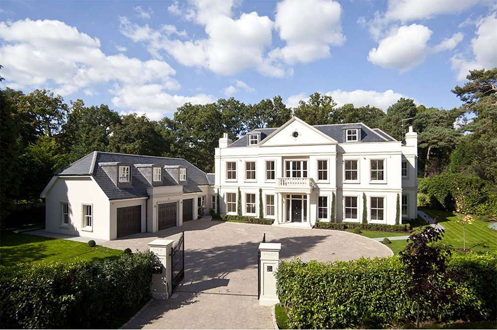 Gorse Hill Road: Britain's most expensive streets