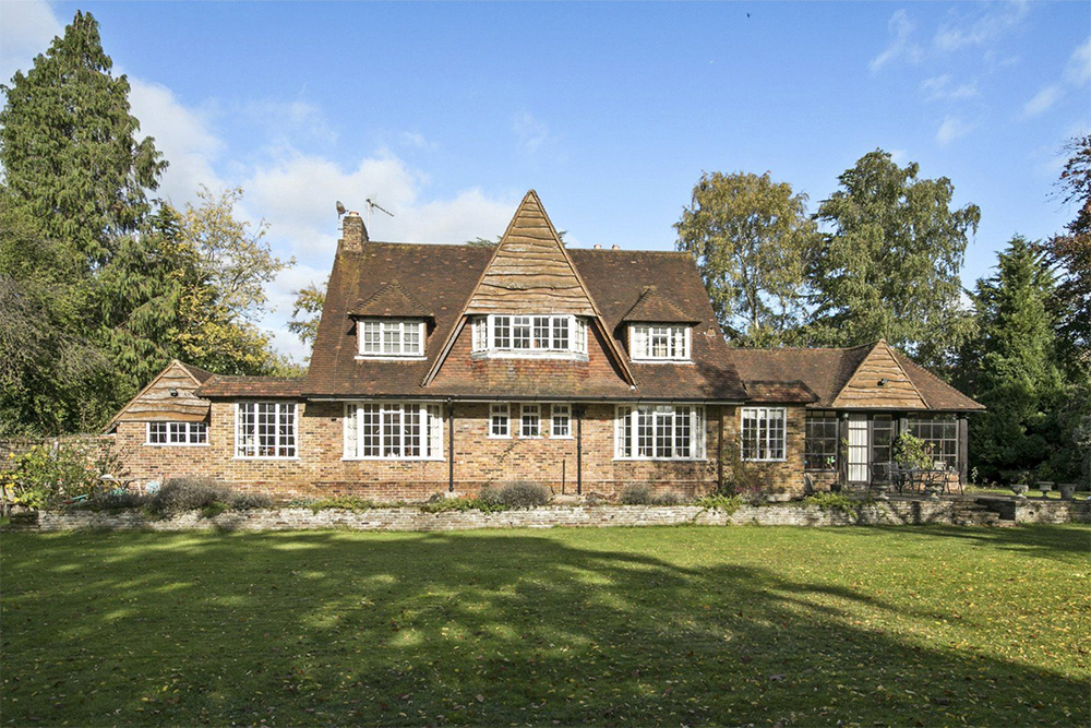 Oxshott Rise: Britain's most expensive streets