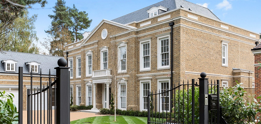 Eriswell Road: Britain's most expensive streets