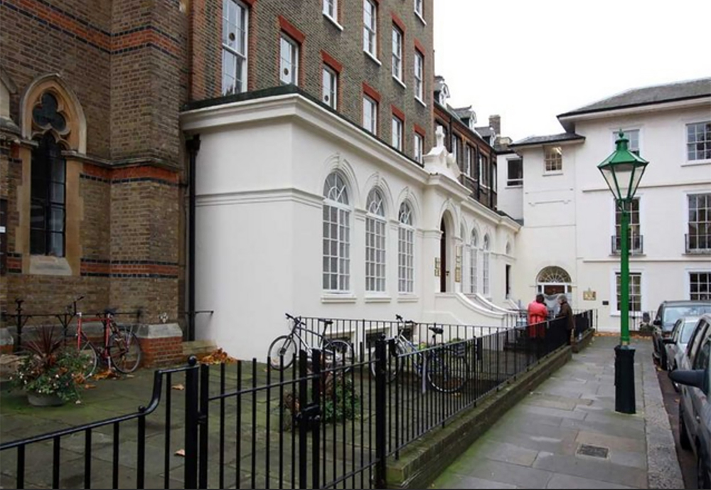 Kensington square: Britain's most expensive streets