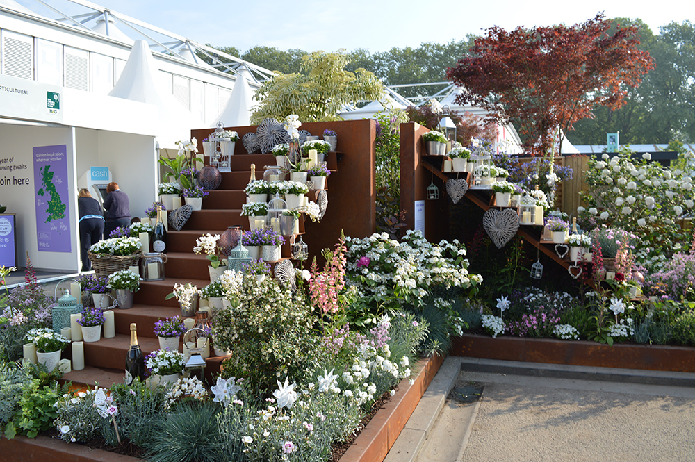 Five Emerging Trends From The Rhs Chelsea Flower Show 2018