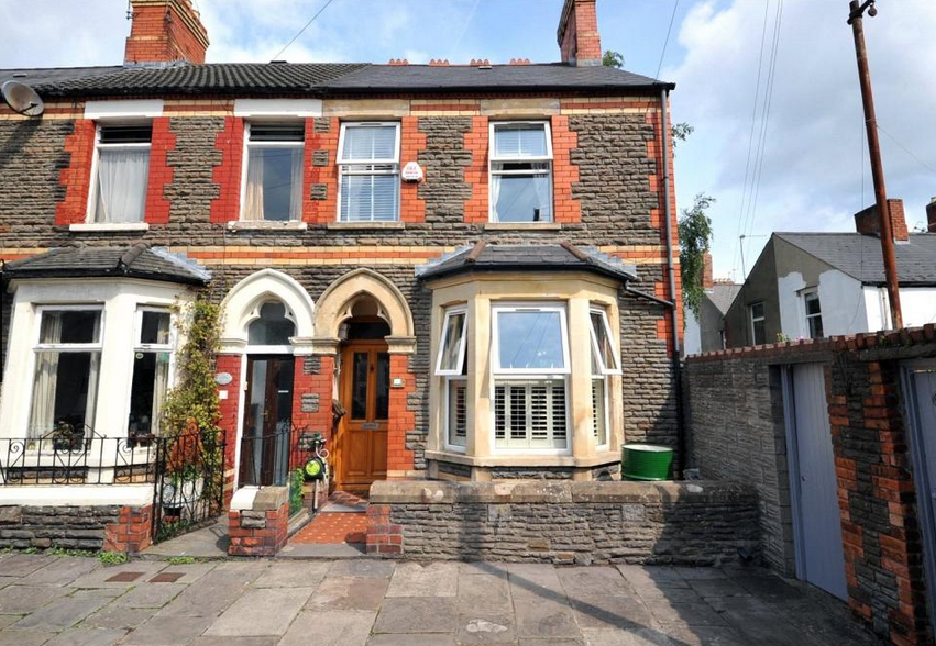 Three bed house for sale in Cardiff