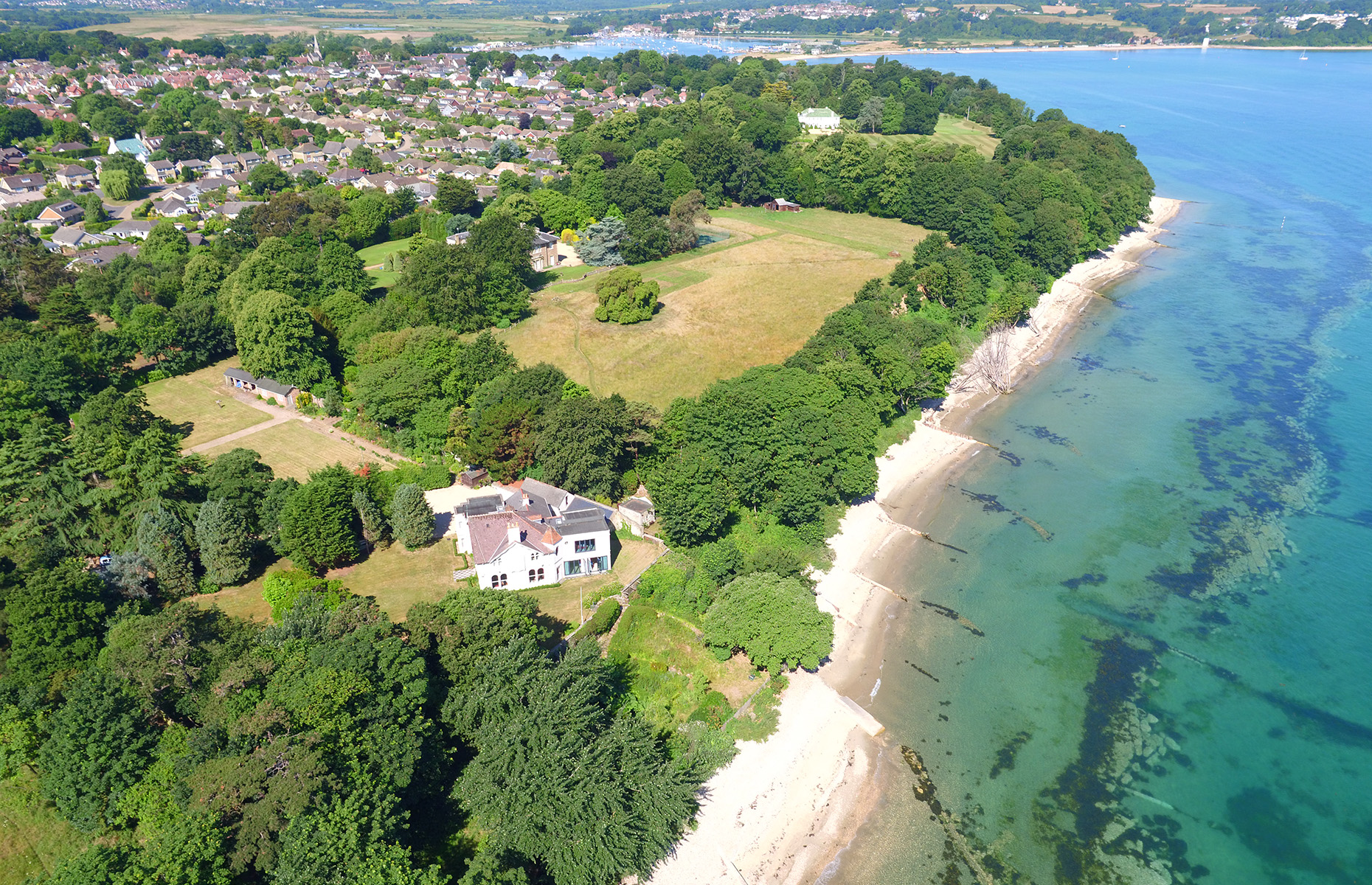 8-bedroom house for sale on the Solent