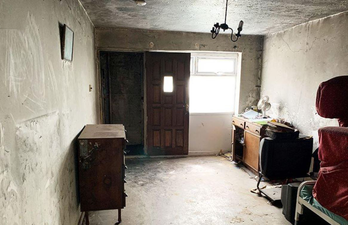 House in need of renovation for sale for less than £30,000. Image: Rightmove