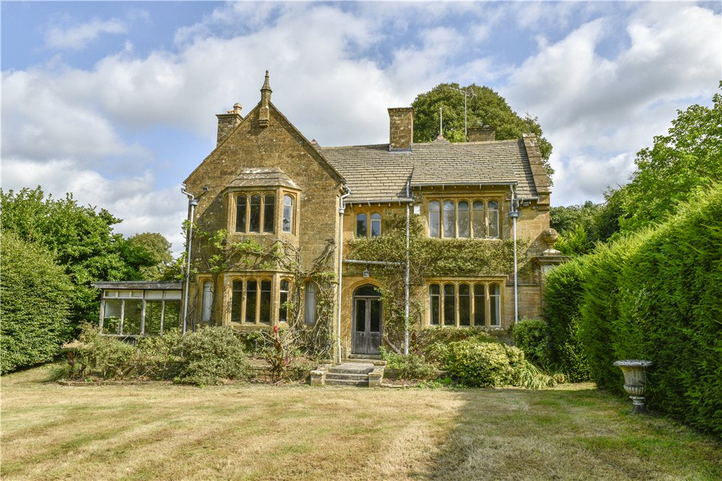 Dower House, part of the Parnham House estate. Image: Knight Frank