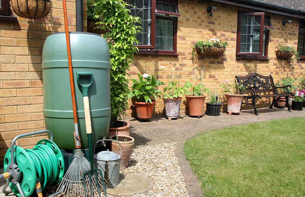 Water butts - Image by Chrislofotos / Shutterstock