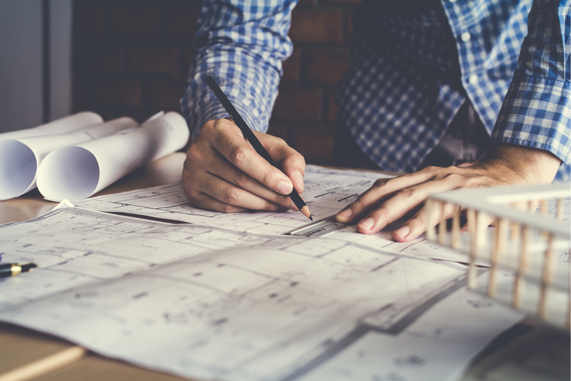 Applying for planning permission: consult an architect or designer