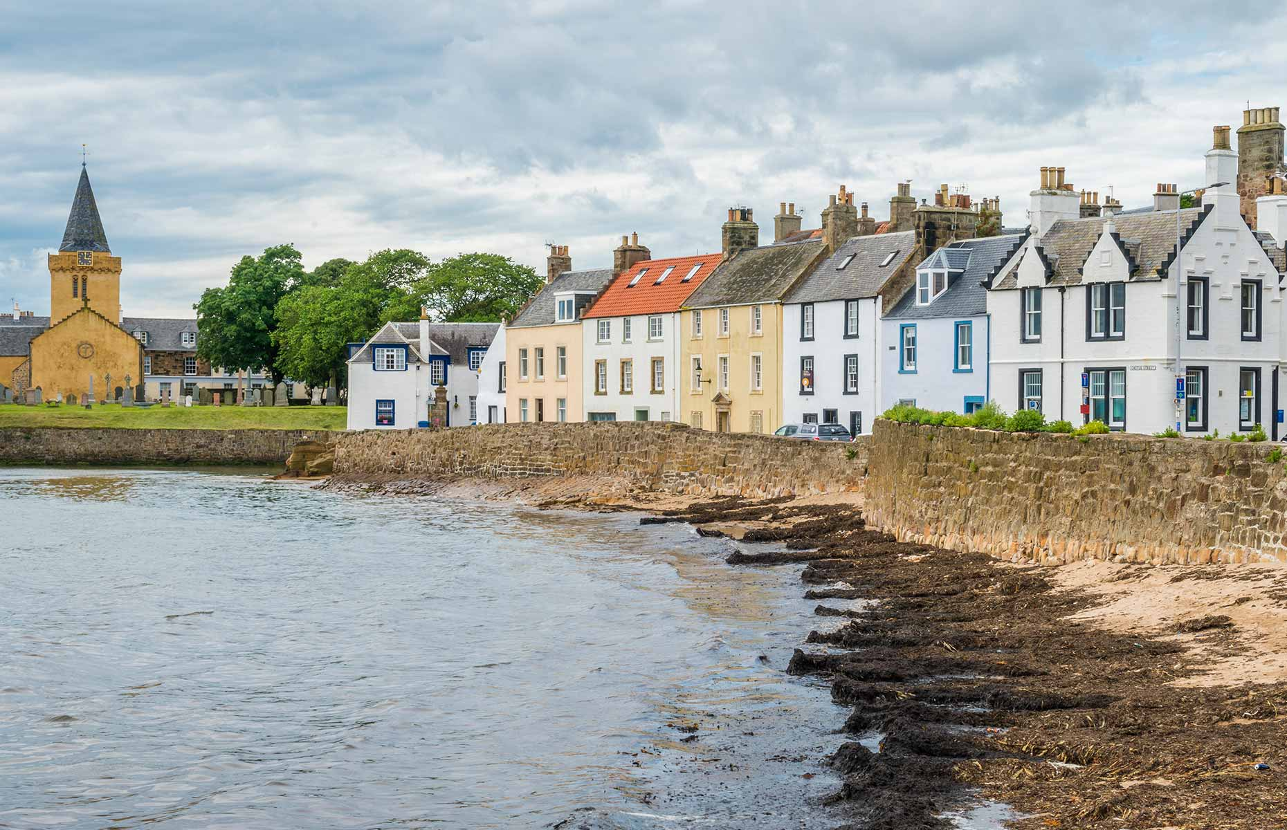 Fife has the second-largest difference between council tax bands. Image: Stefano_Valeri / Shutterstock