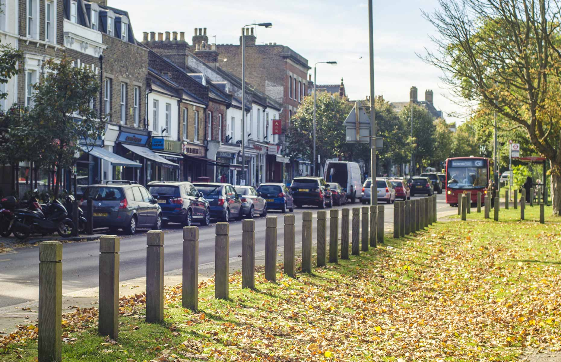 The London borough of Wandsworth has one of the cheapest council tax rates in the UK. Image: Willy Barton / Shutterstock