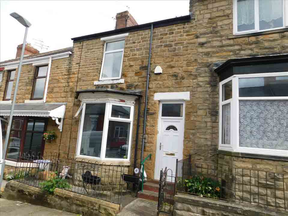 This traditional brick terrace home could make the perfect pad for a small family. Image: Dowen