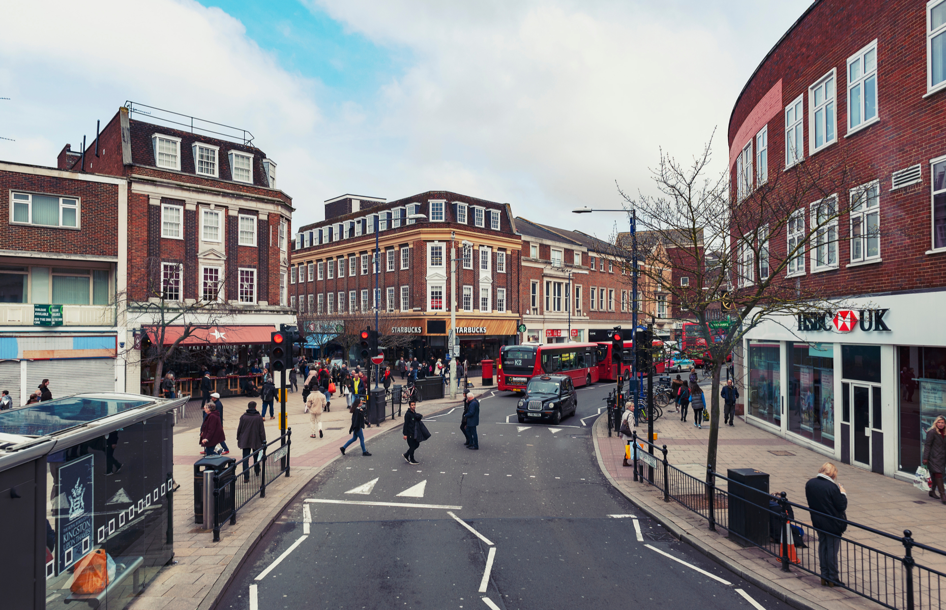 Kingston upon Thames, another Greater London borough, came in at number four. Image: Gaid Kornsilapa / Shutterstock