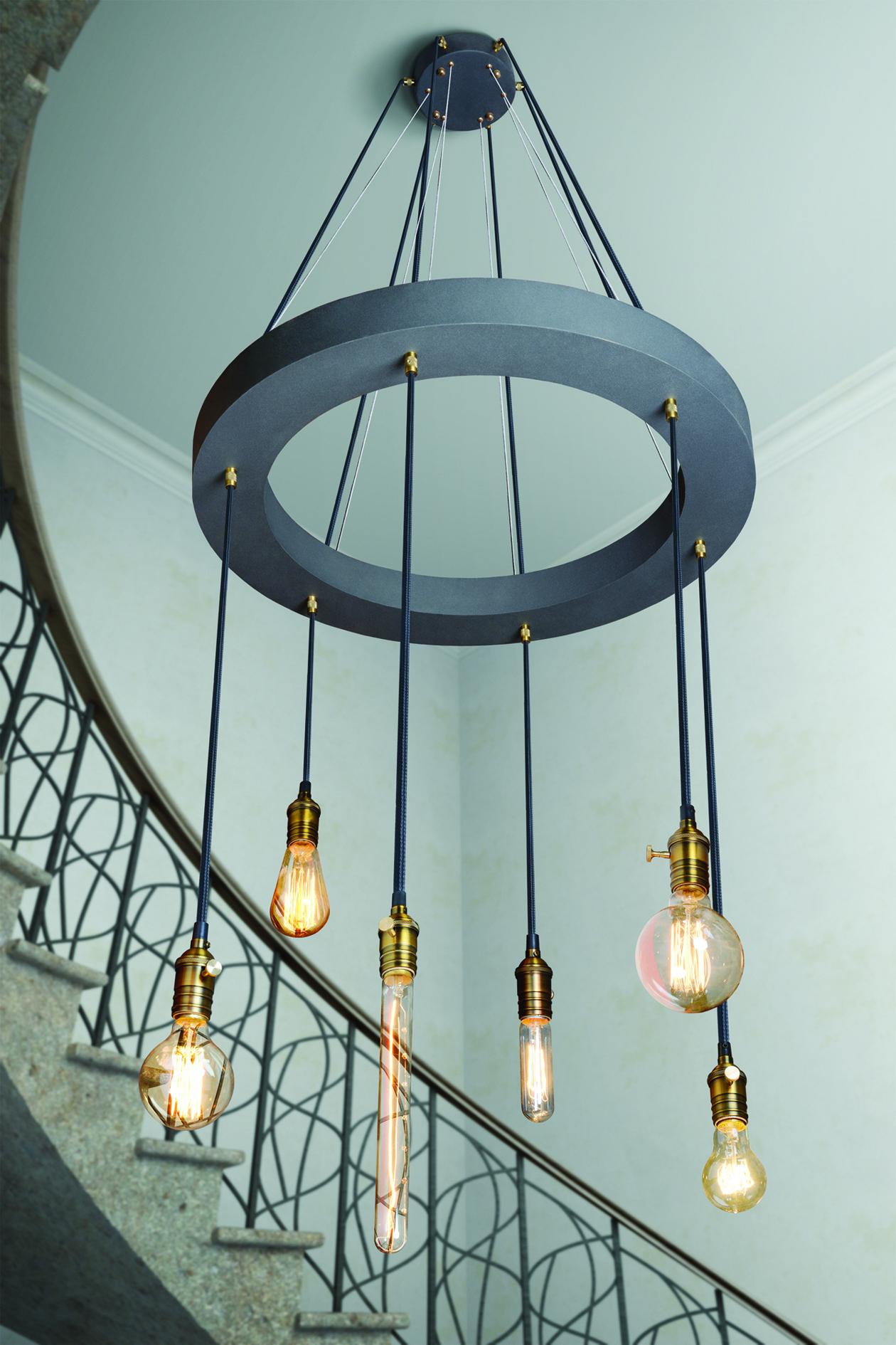 Barrington lamp