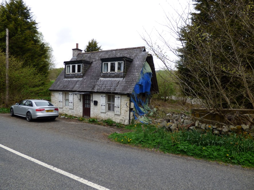 Cottage for sale in Scotland