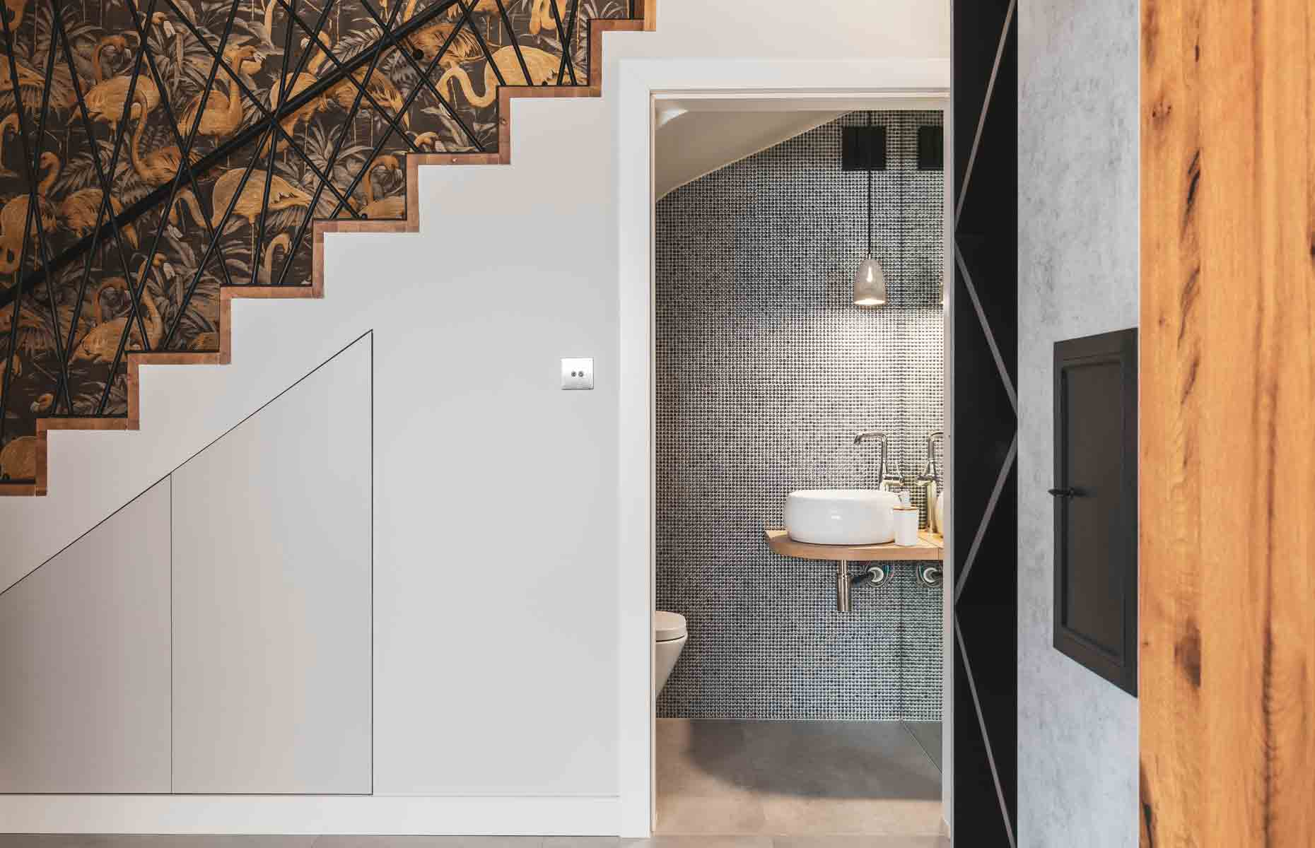 Homes where the only bathroom is downstairs can be a real turn-off for house-hunters. Image: Photographee.eu / Shutterstock