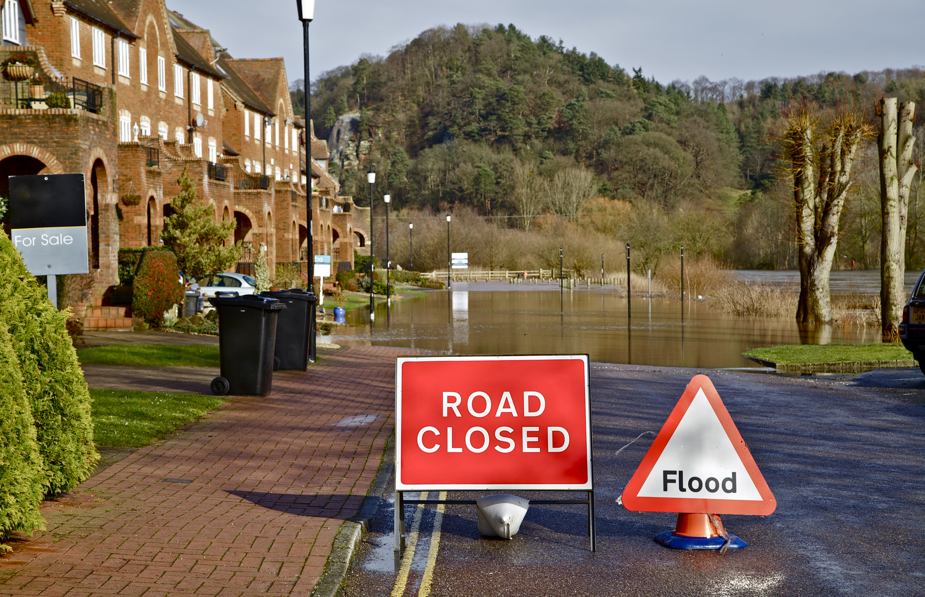 Storm damage lands homeowners with £17,000 bill