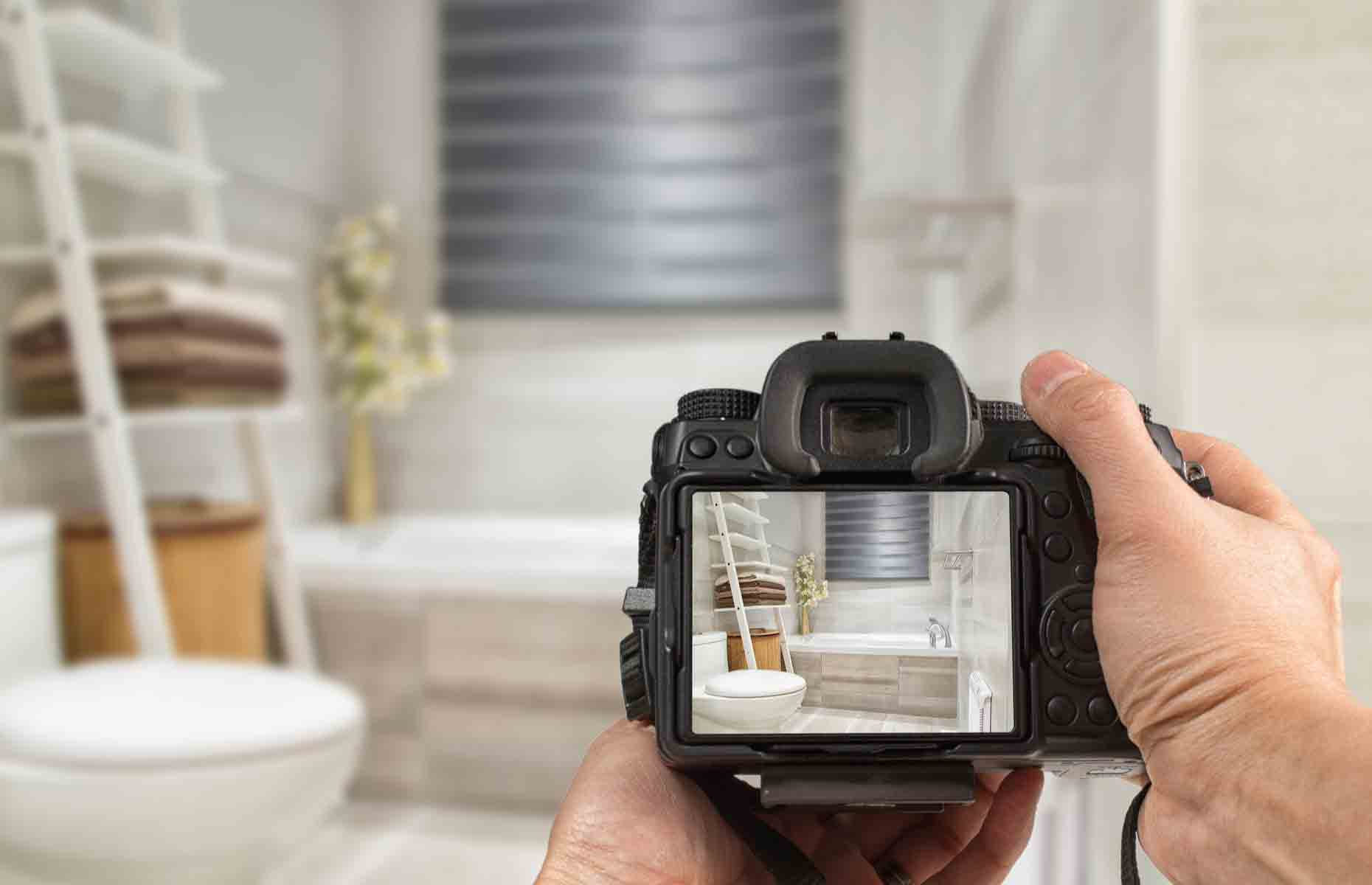 Professional, well-lit images will make your listing more enticing to buyers. Image: DD Images / Shutterstock