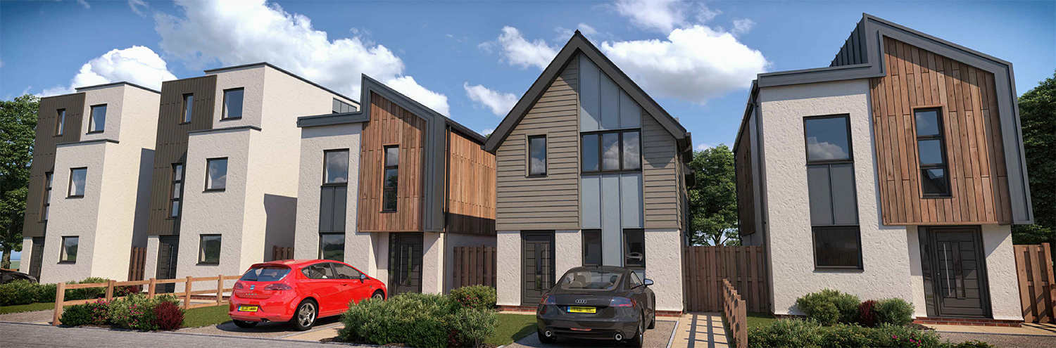 Graven Hill self build site - how to find a plot