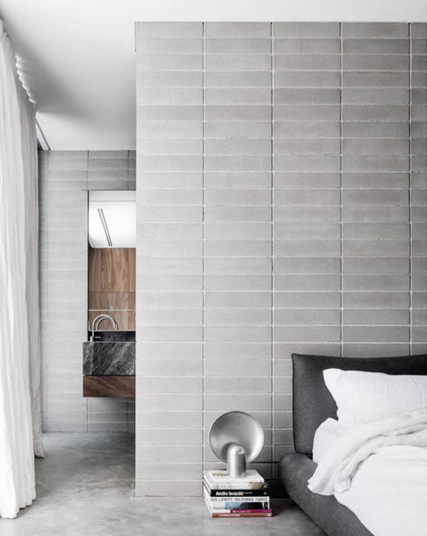 Go tonal with grey and combine light and dark shades for a sophisticated scheme. Image: Poosh/Facebook