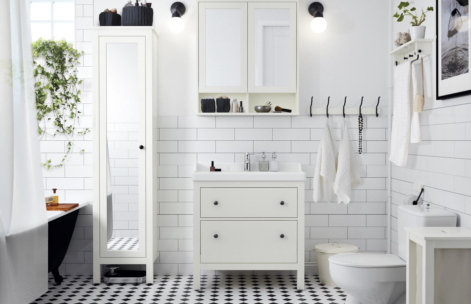 Aim for a modern, neutral interior that a buyer can put their own stamp on. Image: IKEA