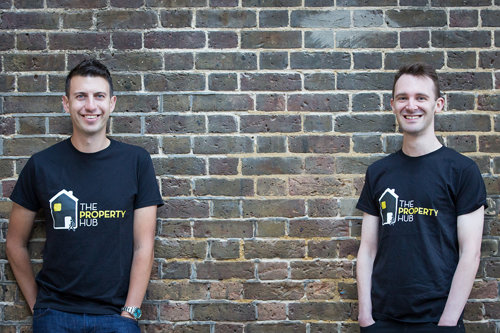 Rob B and Rob D from The Property Hub