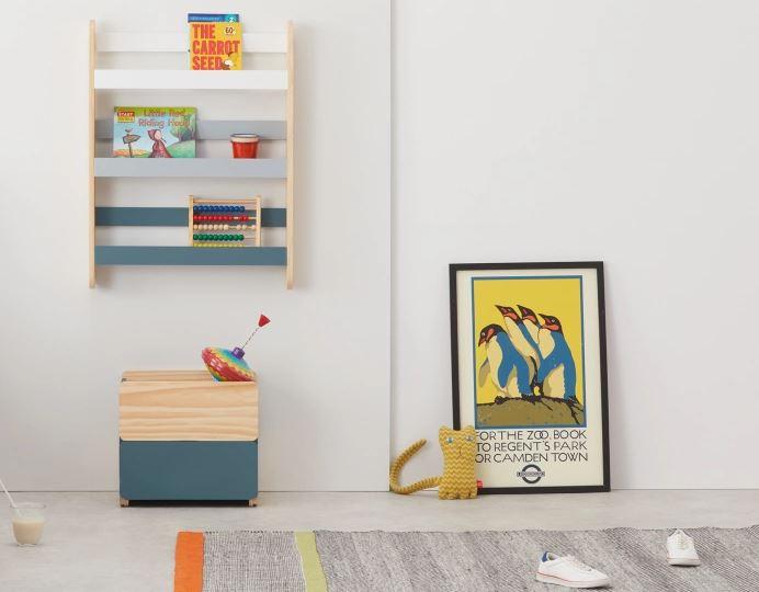 Bookshelf: Royal nursery