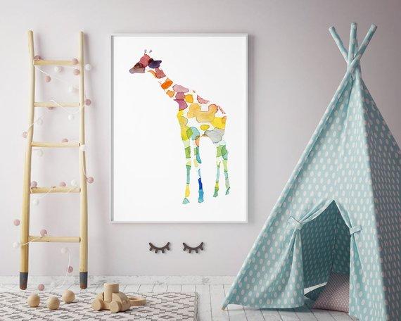 artwork: royal nursery
